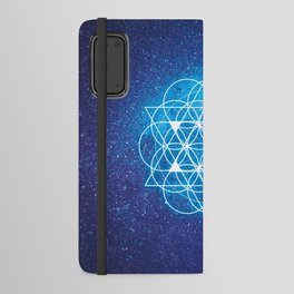 Sacred Geometry Android Wallet Case