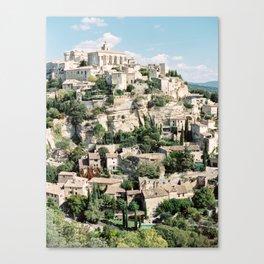 Gordes France Canvas Print