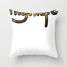 highlife Throw Pillow
