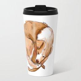 Sleeping Dog Travel Mug
