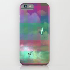 The Day the Sky Went Plaid iPhone 6s Slim Case