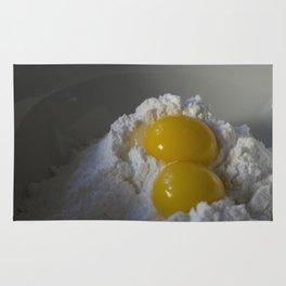 Morning cravings, pancake mix Rug