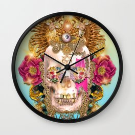 ICE ME OUT Wall Clock