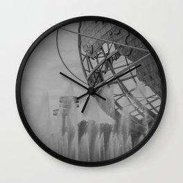 flushing... Wall Clock
