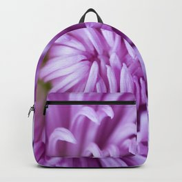 Purple Claws Backpack