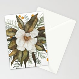 Magnolia Bouquet Stationery Cards