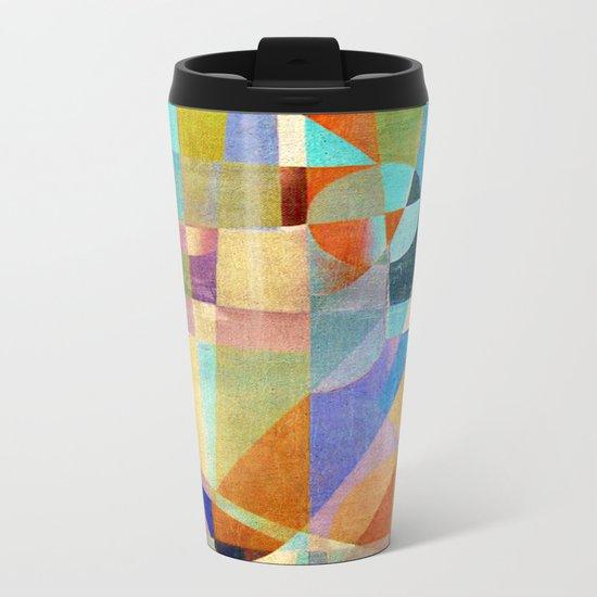 In Sanity Metal Travel Mug