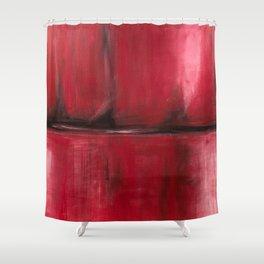 Pulse Shower Curtain