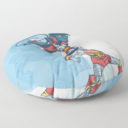 X-men classic duo Floor Pillow