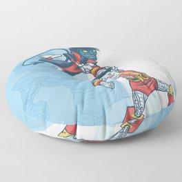 X-men classic duo Floor Pillow