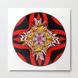 Dry Flower* Metal Print