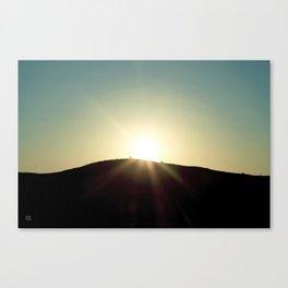 Sunrise #4 Canvas Print