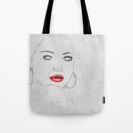 Sel Tote Bag