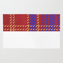 Blue Kilt Tartan Rug