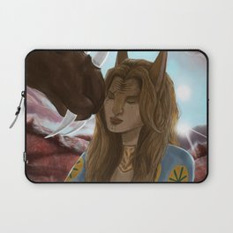 In The Countryside Laptop Sleeve
