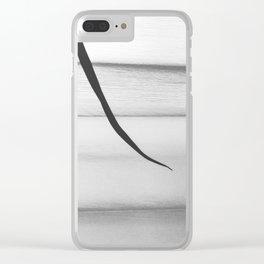 Tender Swoop Clear iPhone Case