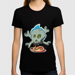 That's a Spicy Meatball T-shirt