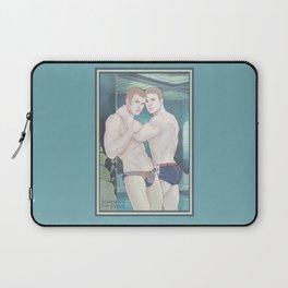 Johnny and Steve Laptop Sleeve