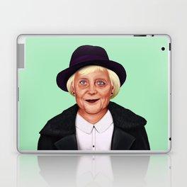 Hipstory -  Angela Merkel Laptop & iPad Skin