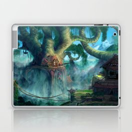 Lost Civilization Laptop & iPad Skin