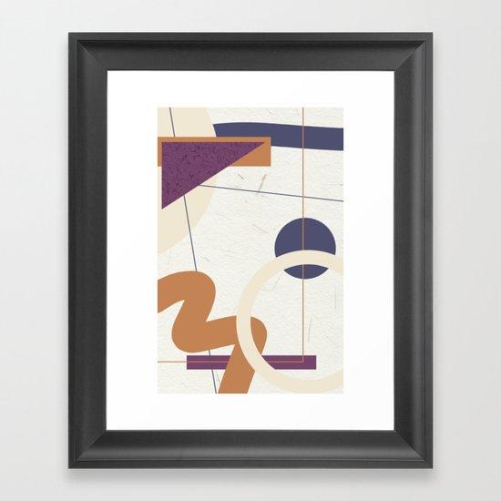 Uwl Framed Art Print