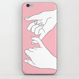 Pinky Promise 2 iPhone Skin