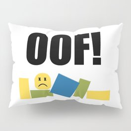 Roblox Oof Pillow Sham