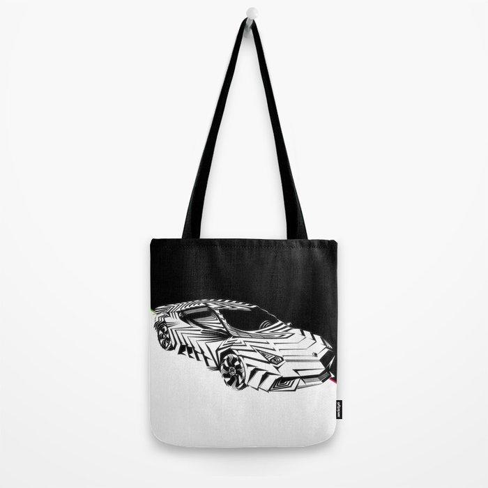 ///Lamborghini NuReventón XREEM\\\ Tote Bag