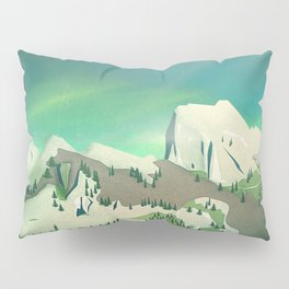 Alpine Enchantment Pillow Sham