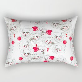 Pennywise Expressions Pattern Rectangular Pillow