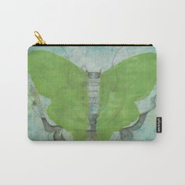 Luna Moth Pelvis Two Carry-All Pouch