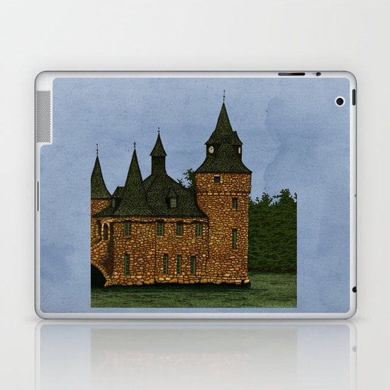Jethro's Castle Laptop & iPad Skin