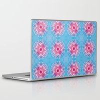 diamonds Laptop & iPad Skins featuring Diamonds by ARTDROID