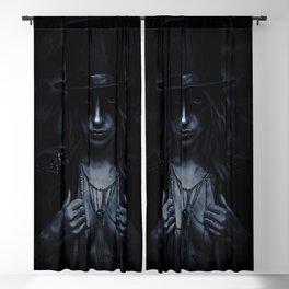 STEAM GOTH Blackout Curtain