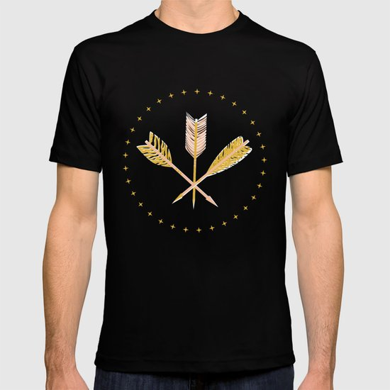 aztec arrows T-shirt