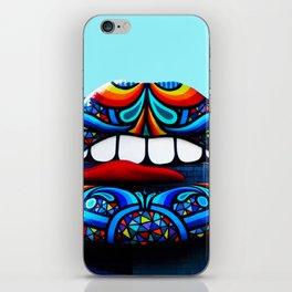 Rainbow Kiss iPhone Skin