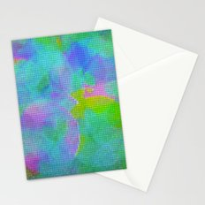 Squares#1 Stationery Cards