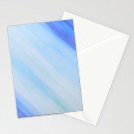 fog daze Stationery Cards