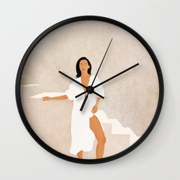 Freedom and Elegance Wall Clock
