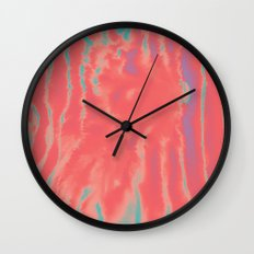 summer sultry Wall Clock