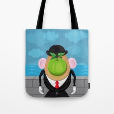Son of the tuber  Tote Bag