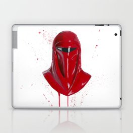 Red Imperial Guard Laptop & iPad Skin