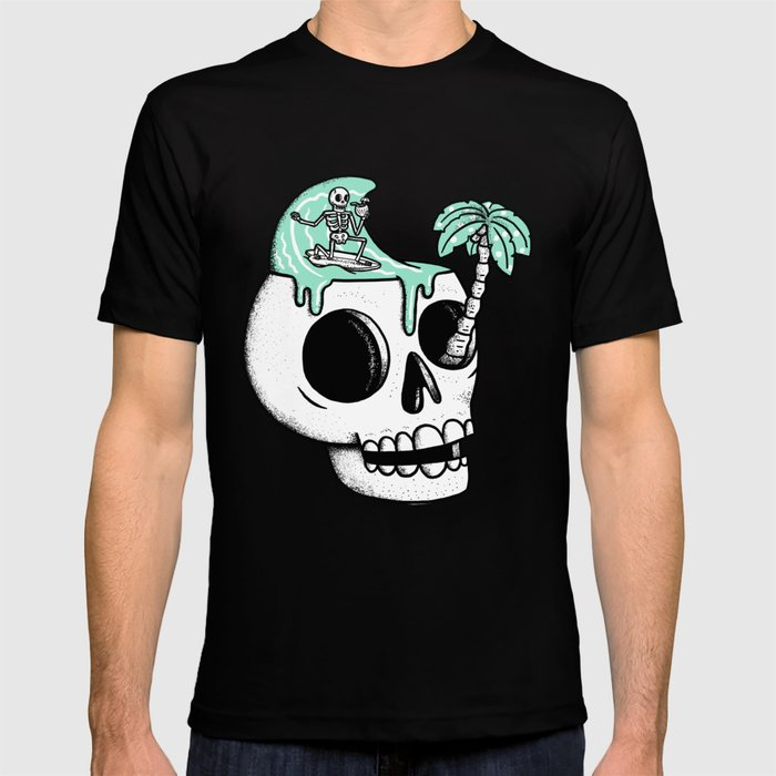Surfer Thoughts T-shirt