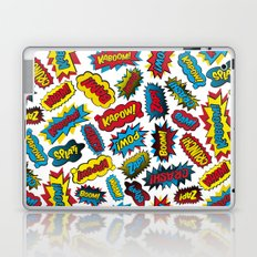 Super Words! Laptop & iPad Skin