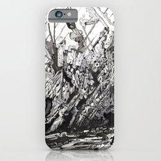 diagonal boom Slim Case iPhone 6