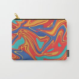 Childish Spiral Carry-All Pouch