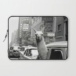 Llama Vintage Laptop Sleeve