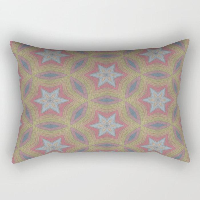 Ann Arbor chalk 6233 Rectangular Pillow