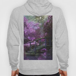 Monet's Garden (Color) Hoody