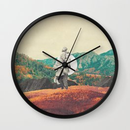 Promises Wall Clock
